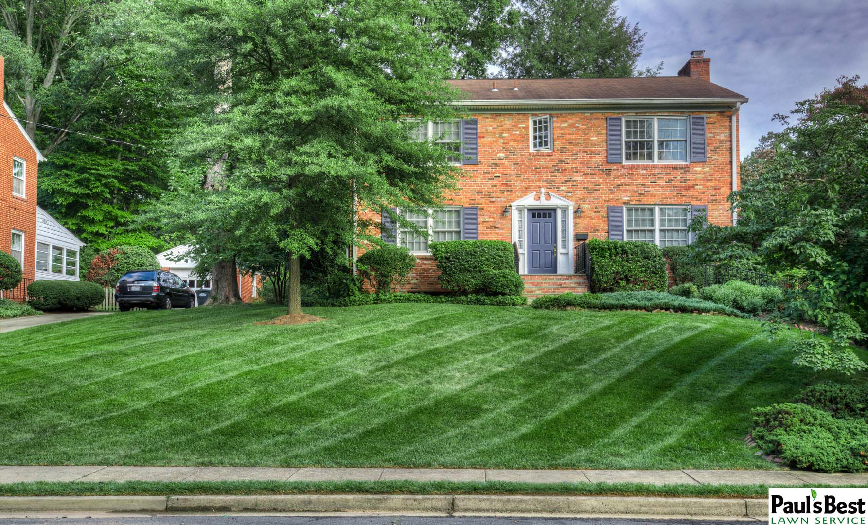 Portfolio Lawn Mowing Fertilization Amp Treatment Paul S