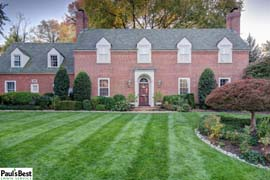 Grounds Maintenance Lawn Mowing and Turf Care Arlington VA | Get Your Weekends Back and Let Paul's Best Work Your Curb Appeal