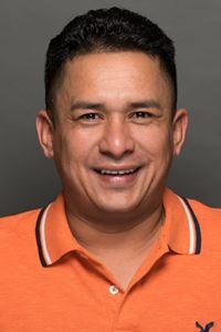 Fausto Martinez -- Crew Foreman