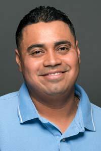 Simon Romero -- Crew Foreman