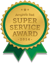 Paul's Best an Angie's List Super Service Award Winner